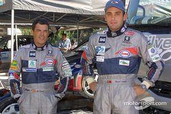 Adruzilo Lopes et Miguel Campos
