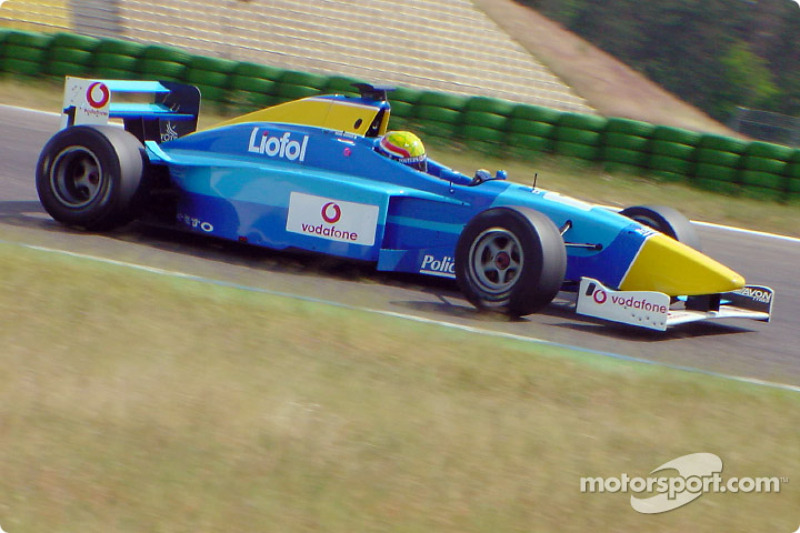 2000-01 - La F3000