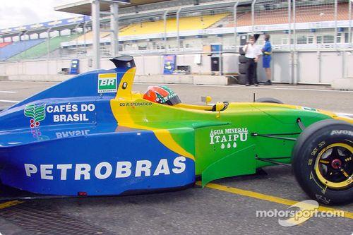 Тесты Формулы 3000, июнь 2001