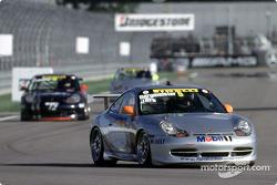 Porsche-Pirelli Supercup: Jorg Bergmeister