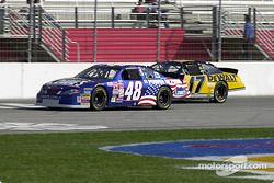 Jimmie Johnson y Matt Kenseth