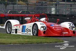Débuts de la nouvelle Judd Dallara du Doran Lista Racing lors de la finale Grand-Am