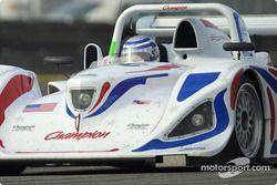 Porsche Lola du Champion Racing, sur le Daytona International Speedway pendant la finale Grand-Am