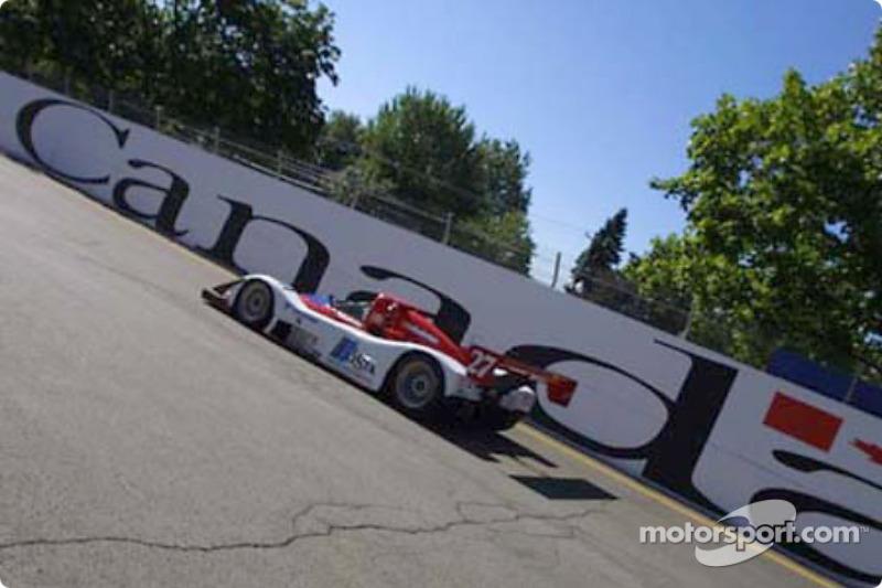 The Doran Lista Racing Judd Ferrari