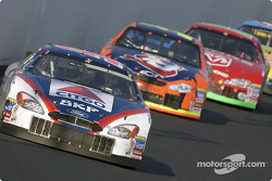 Jeff Burton y Terry Labonte