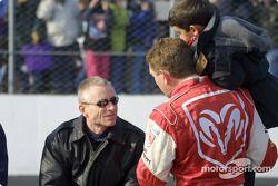 Mark Martin y Bill Elliott