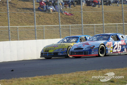 John Andretti y Jimmy Spencer