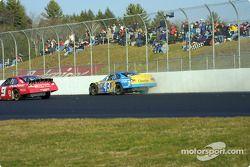Bill Elliott y John Andretti