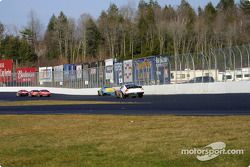 John Andretti en problemas