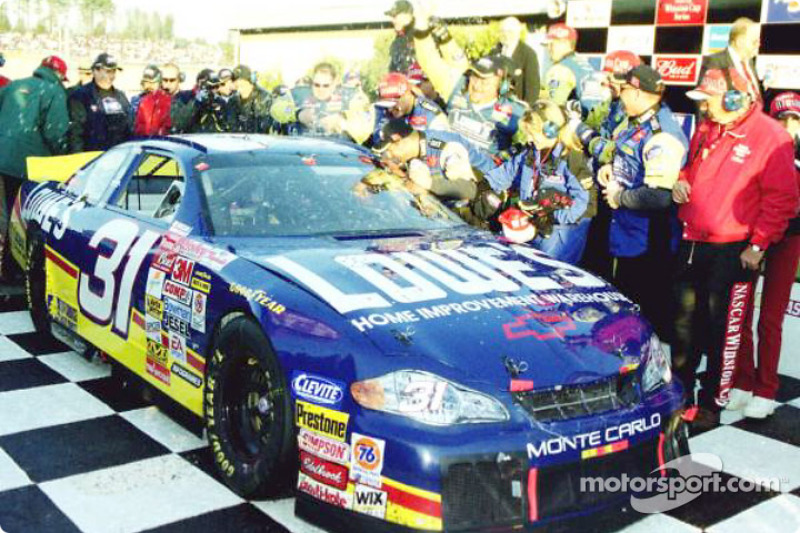 Robby Gordon - Richard Childress Racing - New Hampshire 2001