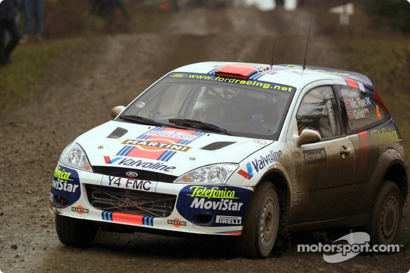 9. Rally de Chipre 2001: 66,60 km/h