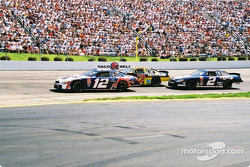 Jeremy Mayfield, Ward Burton and Rusty Wallace