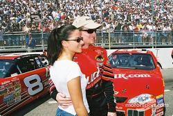 Un feliz Dale Earnhardt Jr.