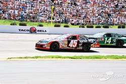 Kyle Petty y Ron Hornaday Jr.
