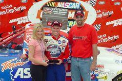 Race winner Scott Riggs