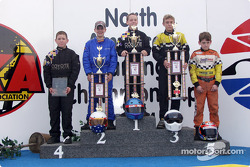 Junior Sportsman-2 podium