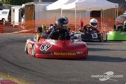 Briggs Junior Sportsman-1 #89-Casey Roderick, #22 Toby Parese