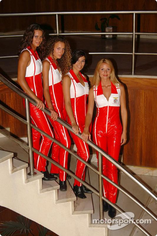The lovely Premier1 girls
