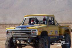 Dudley Tranum, Kalie Vierra Class 8000 Pro Jeep