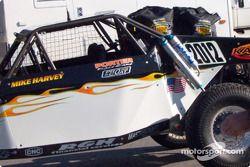 Vérifications techniques - Harvey Motorsports