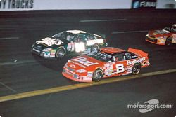 Dale Earnhardt Jr., Dale Earnhardt Inc., Chevrolet Monte Carlo, Hut Stricklin, Donlavey Racing, Ford Taurus