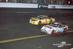 Jeff Burton, Roush Racing, Ford Taurus, Steve Park, Dale Earnhardt Inc., Chevrolet Monte Carlo