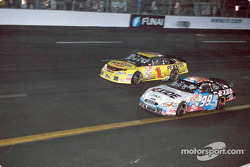 Jeff Burton and Steve Park
