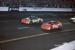 Dale Earnhardt Jr., Dale Earnhardt Inc., Chevrolet Monte Carlo, Jeff Gordon, Hendrick Motorsports, Chevrolet Monte Carlo