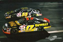 Matt Kenseth y Kenny Wallace
