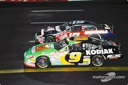 Stacy Compton, Melling Racing, Ford Taurus, Casey Atwood, Evernham Motorsports, Ford Taurus