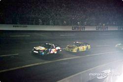 Rusty Wallace, Penske-Kranefuss Racing, Ford Taurus, Steve Park, Dale Earnhardt Inc., Chevrolet Monte Carlo