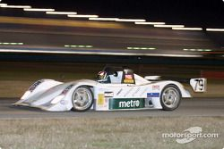 Sports Car Racing Team Sweden races through the night in the Rolex 24 At Daytona