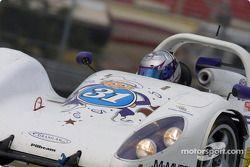 Nissan Pilbeam du Team Bucknum lors de la finale Grand-Am à Daytona