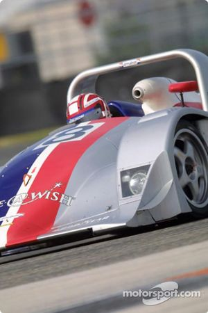Rand Racing Nissan Lola en essais libres lors de la finale Grand-Am