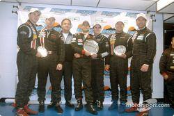 Porschehaus Racing scores their first Rolex Series victory in Phoenix
