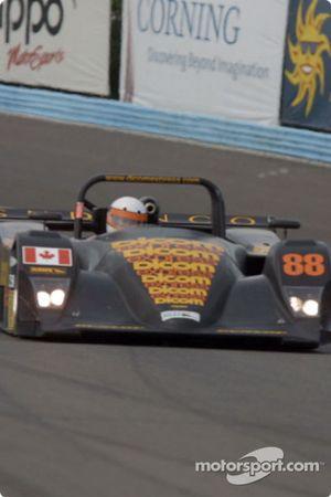 Porschehaus Racing Nissan Lola