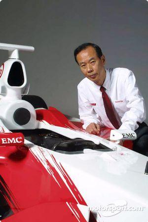 Vice Başkanı Ichiro Kowada
