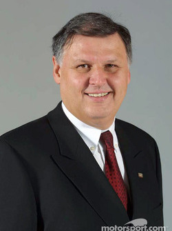 Norbert Kreyer, gerente general del departamento de motores