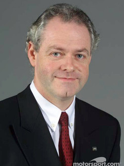 General Manager, F1 operation, Richard Cregan