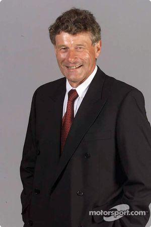 Dago Röhrer, directeur technique châssis