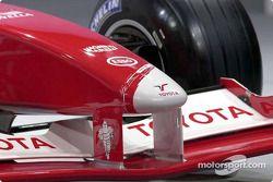 Museau de la Toyota TF102