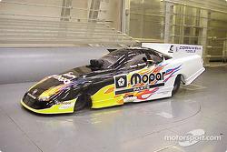 Dean Skuza new NHRA Dodge Stratus R/T Funny Car
