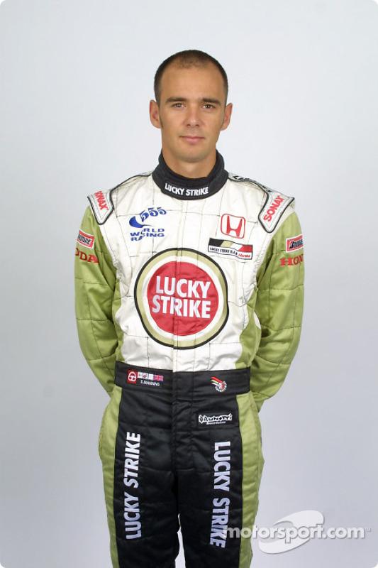 Test Pilotu Darren Manning