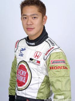 Test Pilotu Ryo Fukuda