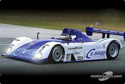 The 2002 Crawford SSC2K GrandAm Prototype