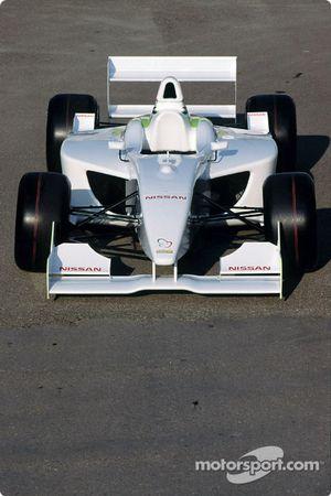 Nouvelle monoplace Super Nissan Dallara V6 3 Litres