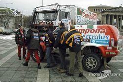 Frank Papp et Papp Racing se préparent