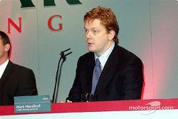 Jefe de aerodinámica, Mark Handford