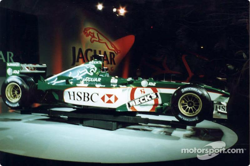 La nuova Jaguar R3