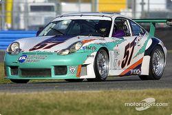 #57 Seikel Motorsport Porsche, essais libres de Daytona